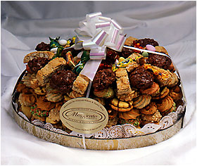 Italian Wedding Cake Cookies