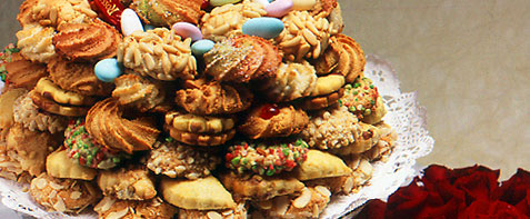 Mozzicato - Italian Bakery - Cookie Trays, Italian Cookies ...